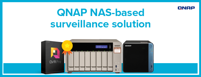 NAS + surveillance system bundle - Alloys