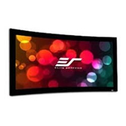 Elite Screens - ES-CURVE110H-A4K