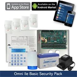 Leviton Security & Automation - HBOMNIIIE-KIT1