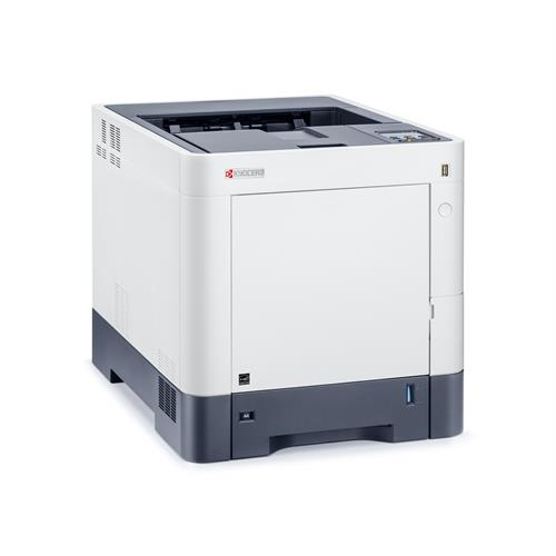 KYOCERA ECOSYS SFP P6230CDN A4 COLOUR LASER PRINTER, 30PPM, 1200X1200DPI, DUPLEX, 2YR