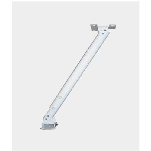 Gilkon 1318-1678MM INCLINED CEILING TELESCOPIC POST FOR PROJECTOR (NO MOUNTING PLATE)