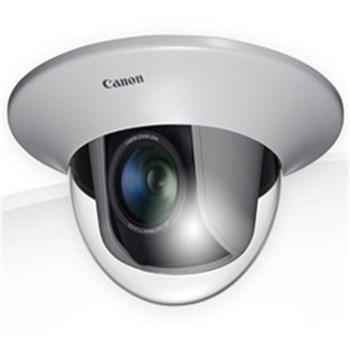Canon 1.3MP CANON IP PTZ CAMERA, 20X OPTICAL ZOOM, H.264 30FPS, D/N, POE, AUDIO