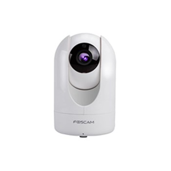 Foscam R2-W 2MP 1080P 30FPS WIRELESS PAN/TILT, 8M IR, MICROSD, WHITE
